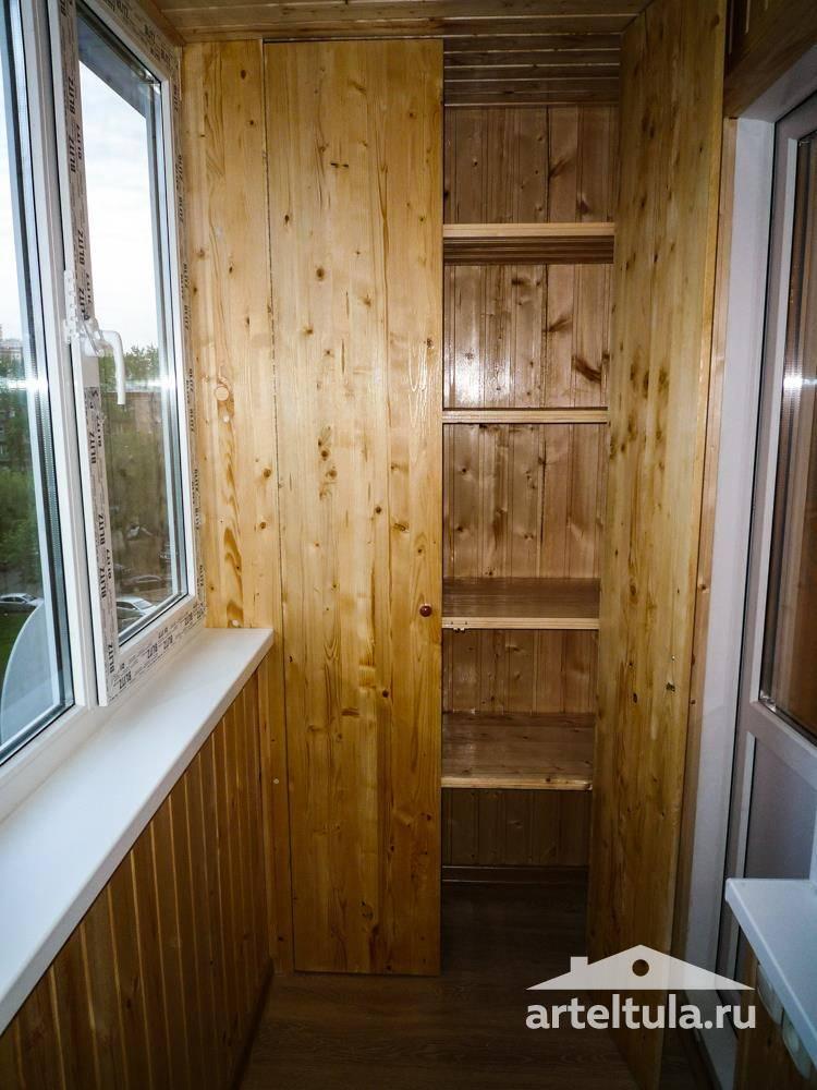 Балконы в туле под ключ по конкурентным ценам в строительной.